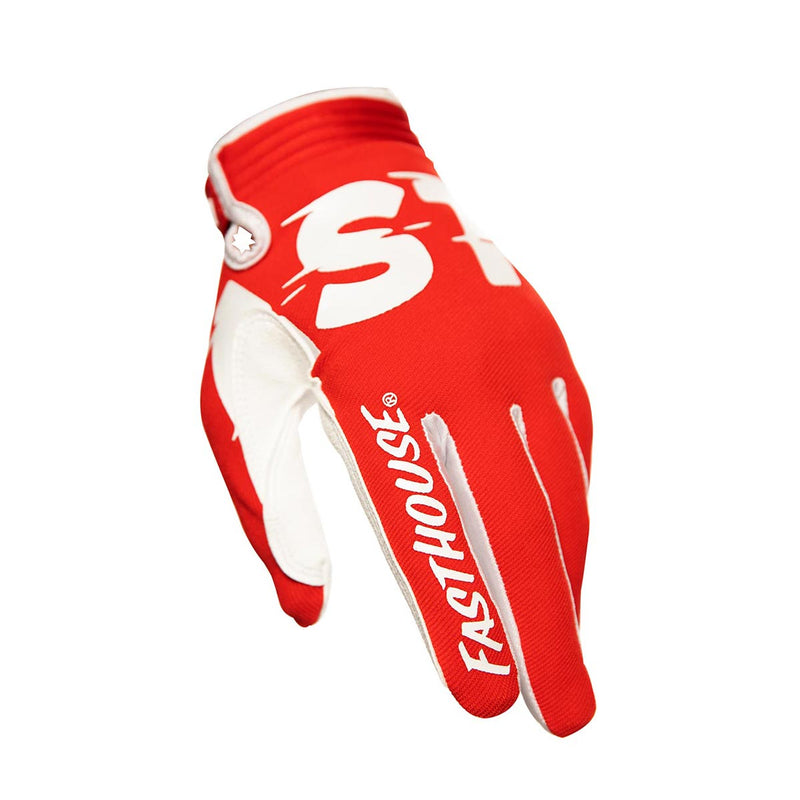 Fasthouse - Speed Style Turbo Youth Glove - Red