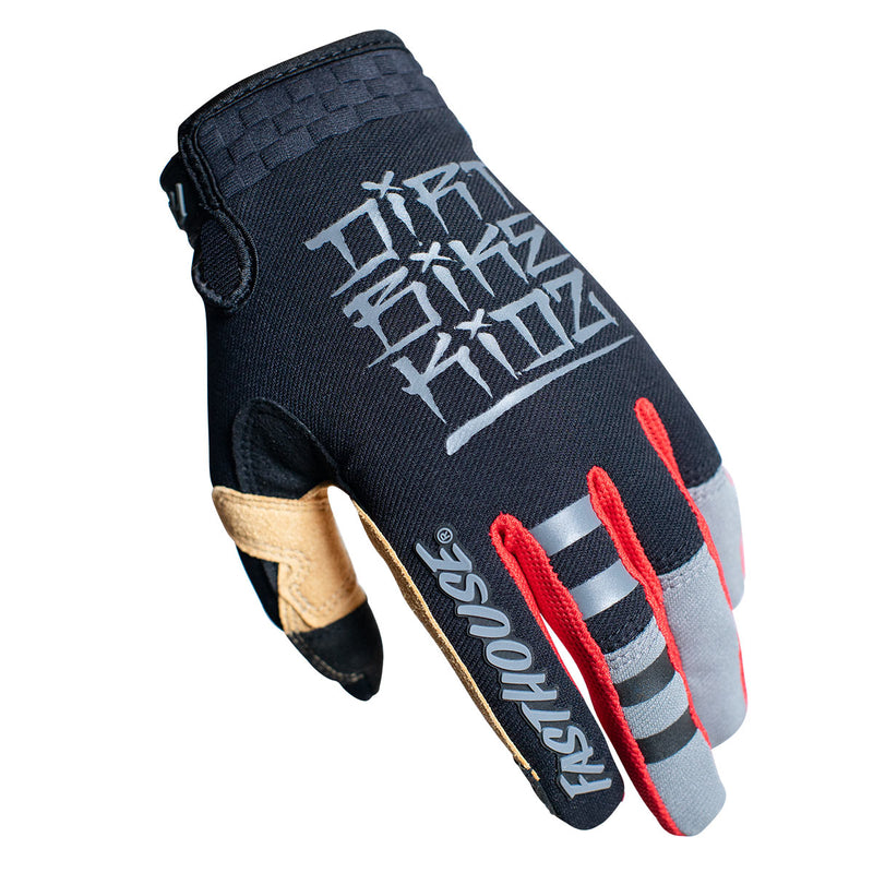 Speed Style Twitch Glove - Black/Charcoal