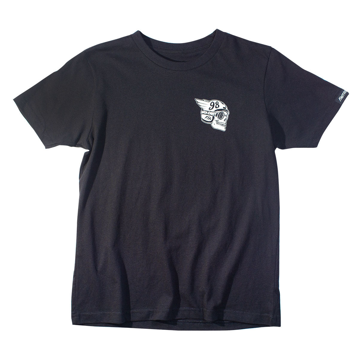 Fasthouse - Day in the Dirt Victory Tee - Black