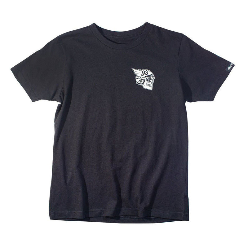 Day in the Dirt Victory Youth Tee - Black