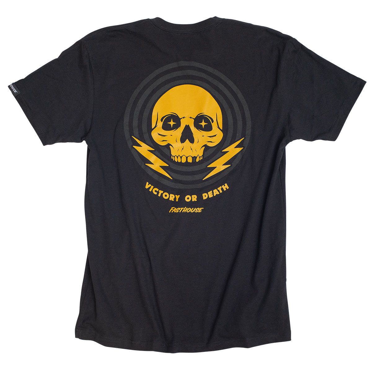 Victory or Death Tee - Black
