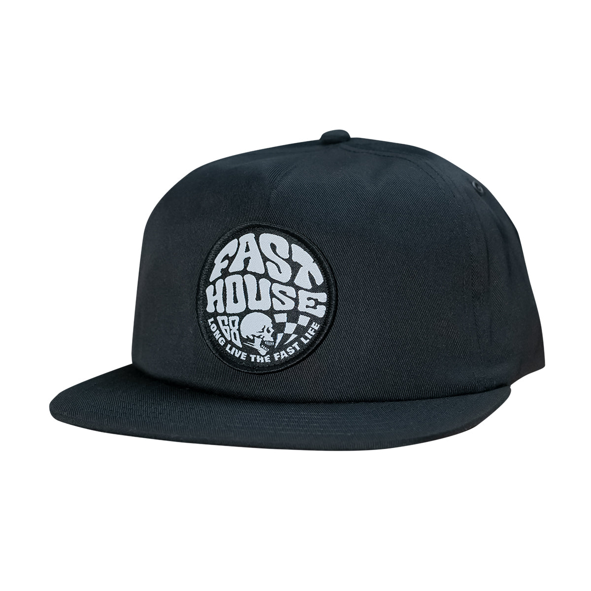 Fasthouse - Waxed Hat - Black