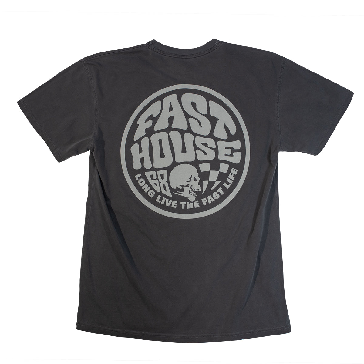 Fasthouse - Waxed Tee - Shadow