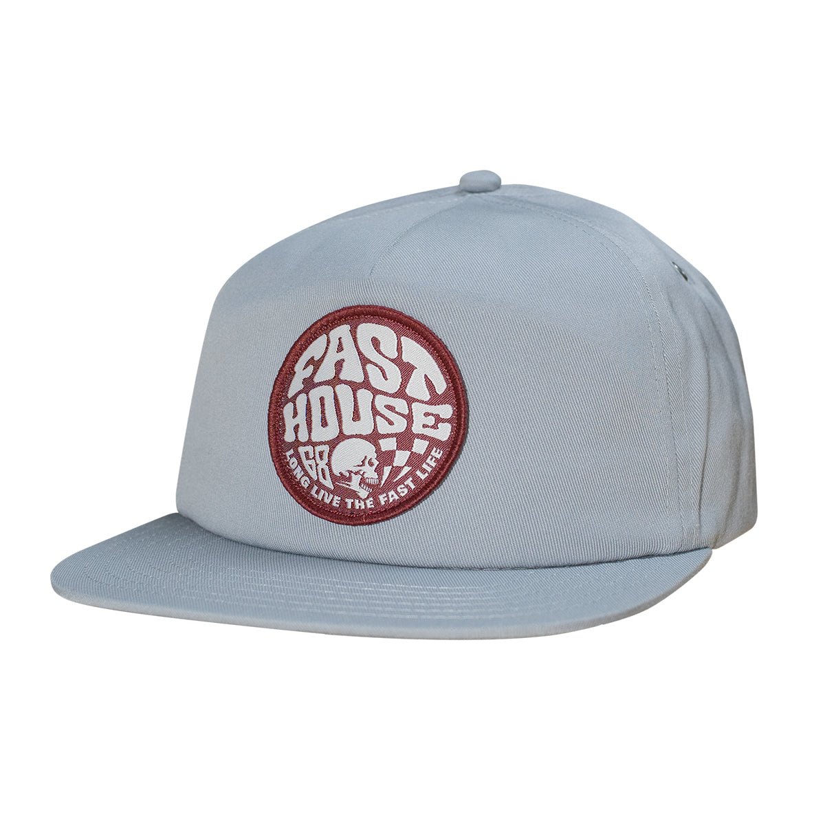 Fasthouse - Waxed Hat - Grey