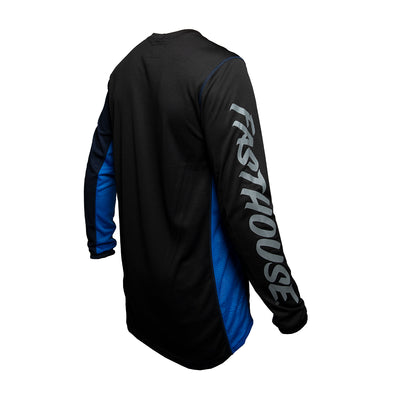 Fasthouse - Worx 68 Jersey - Blue/Yellow