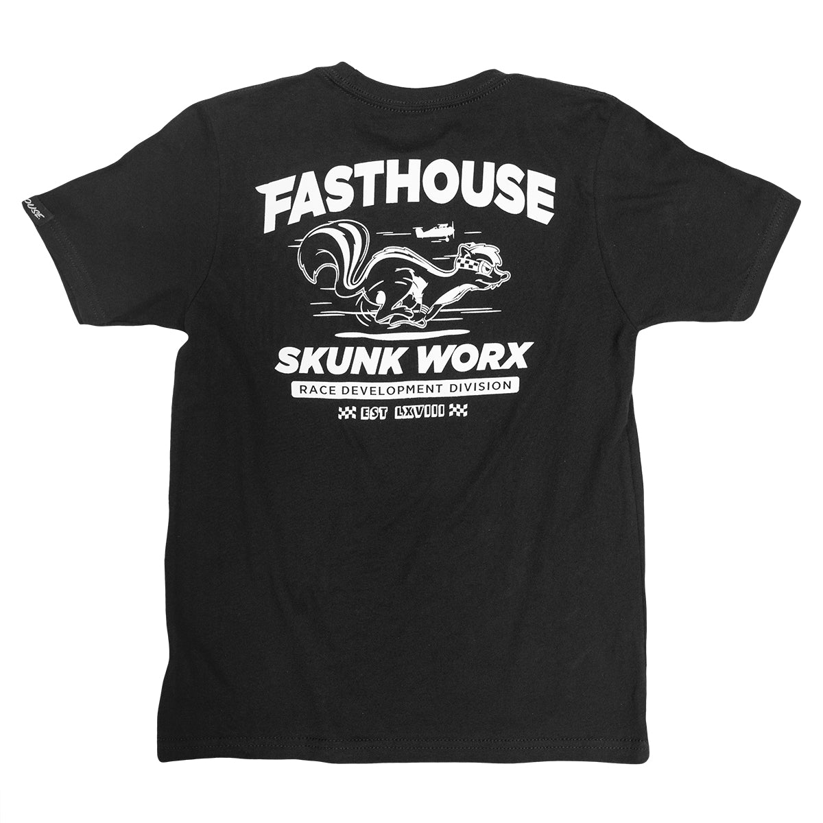 Fasthouse - Worx Youth Tee - Black