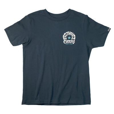 Fasthouse - Funkhouse Youth Tee - Navy