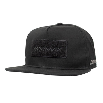 Fasthouse Badge Hat - Black