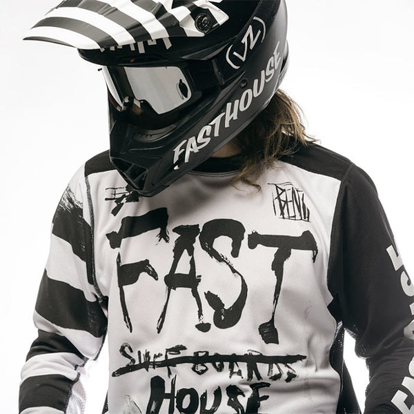 Brian Bent Signature Piece - Limited Edition FH Jersey