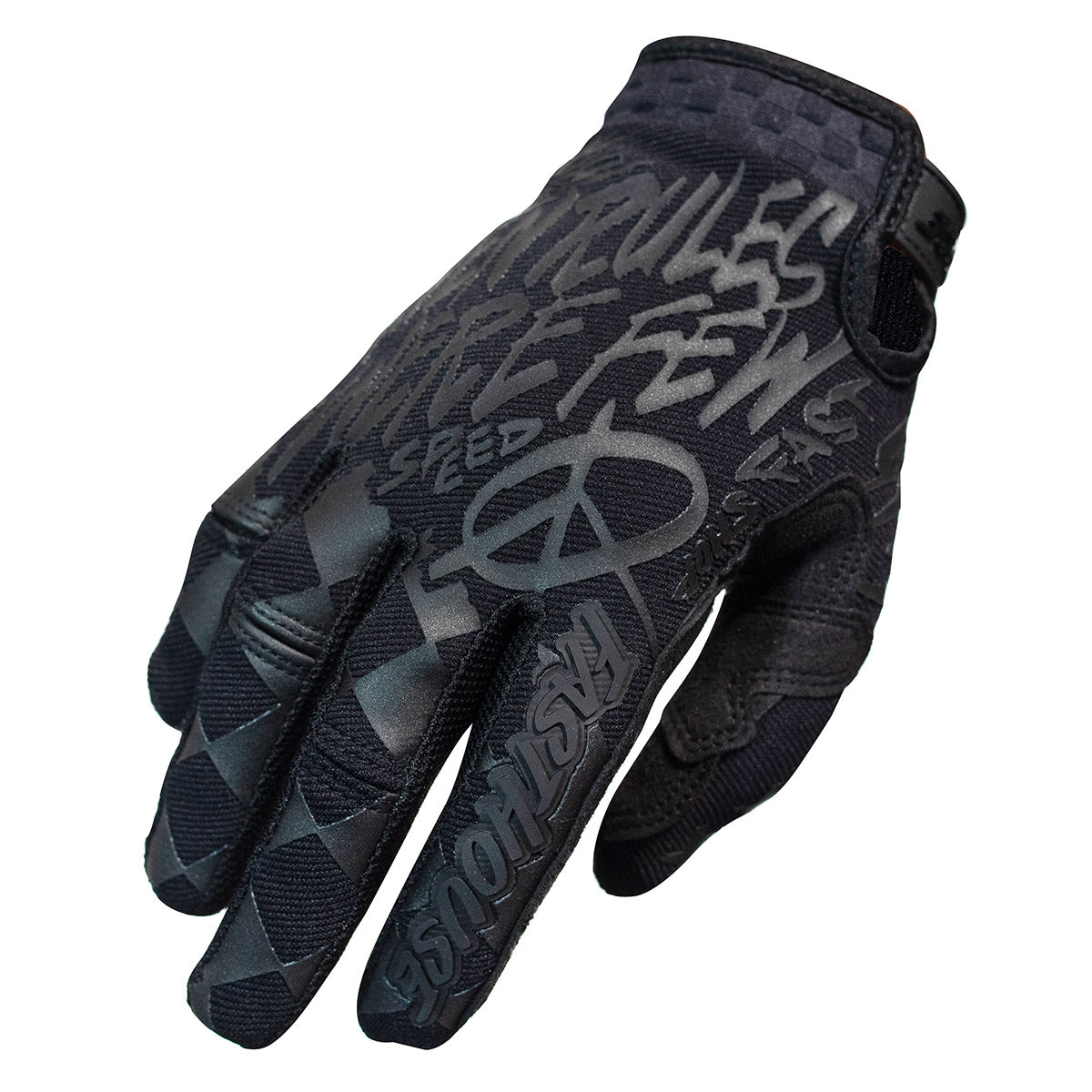 Fasthouse Blackout Glove - Black