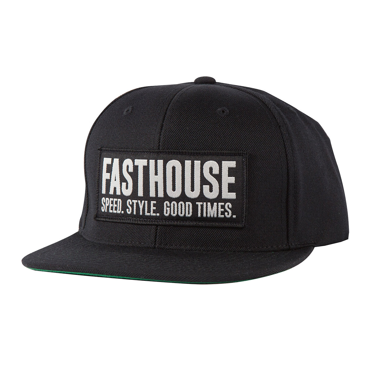 Fasthouse - Blockhouse Hat - Black