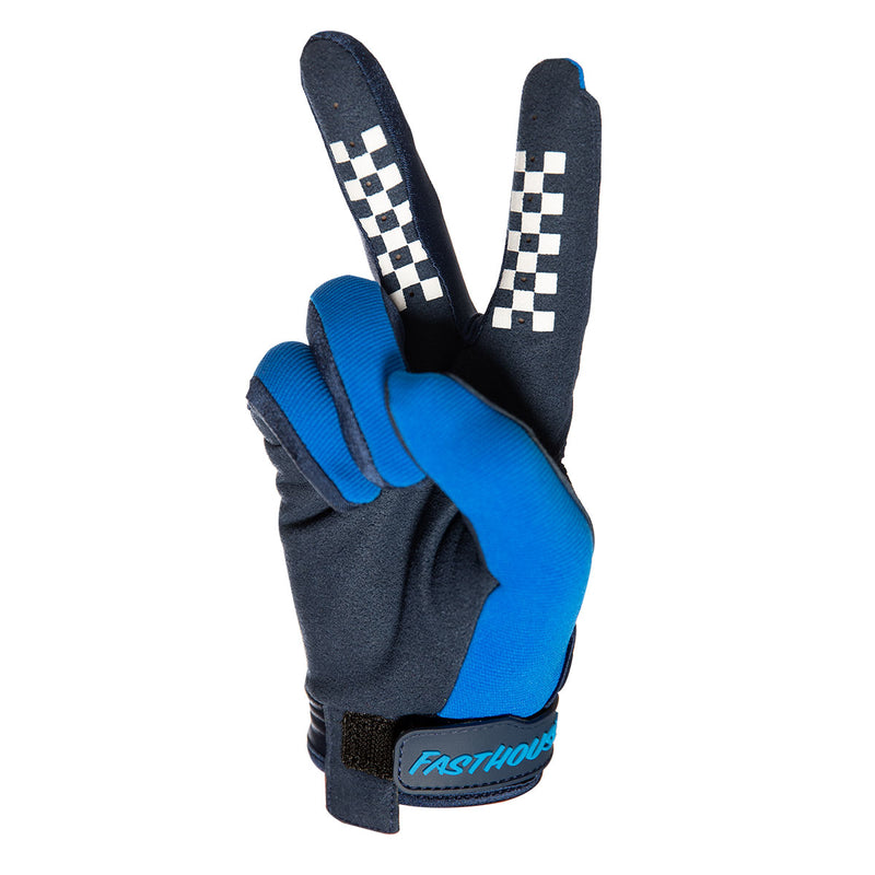 Fasthouse - Speed Style Blockhouse Glove - Blue