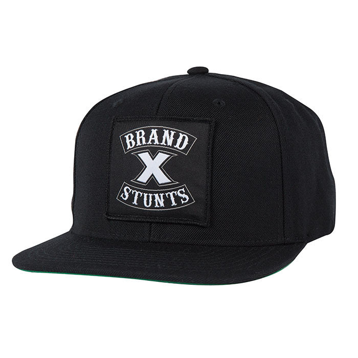 Fasthouse - Brand X Crew Hat - Black