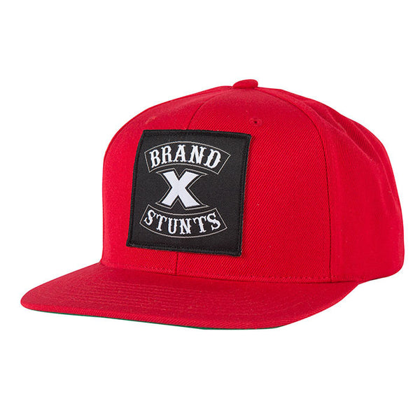 Brand X Crew Hat - Red
