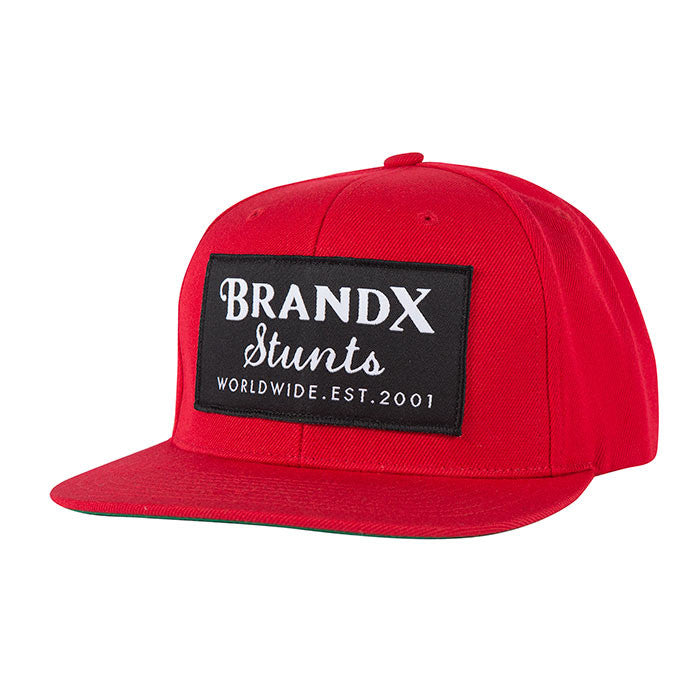 Fasthouse - Brand X Worldwide Hat - Red