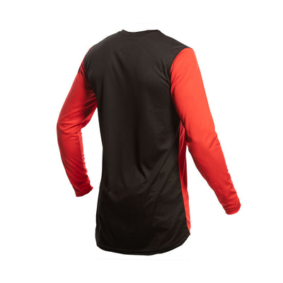 Carbon Youth Jersey - Red/Black