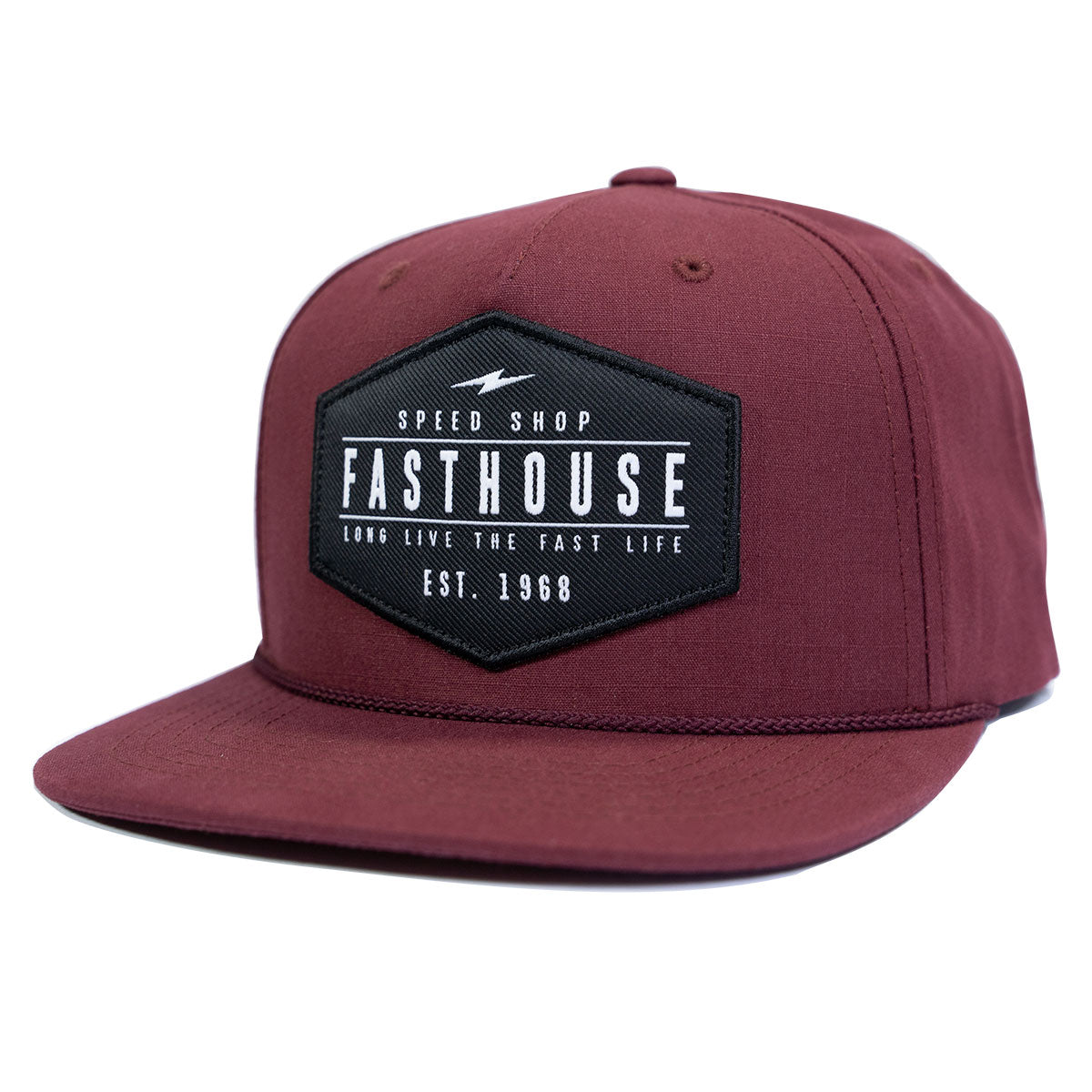 Charged Hat - Maroon
