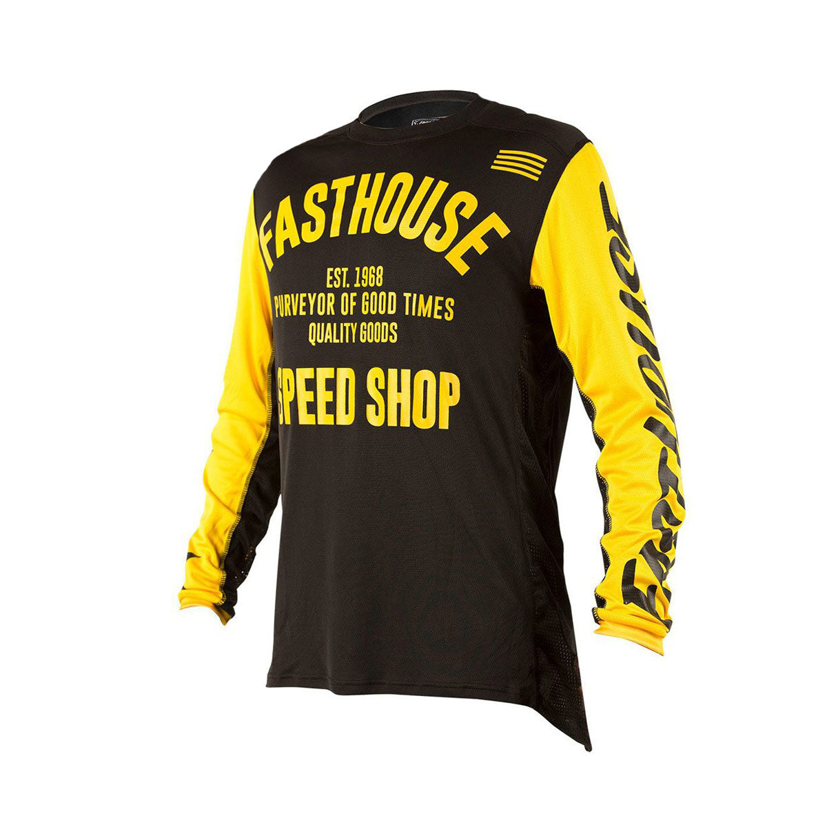 Fasthouse classic l1 youth jersey yellow for Classic new jersey house music