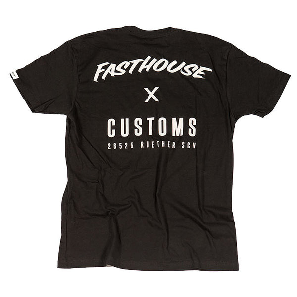 Fasthouse X Customs