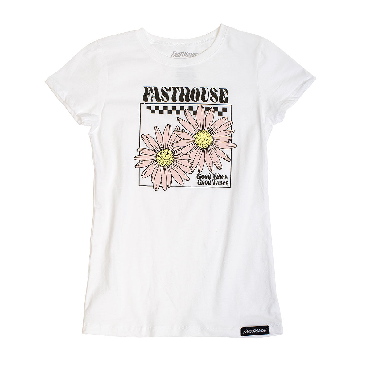 Daydreamer Girl's Tee - White
