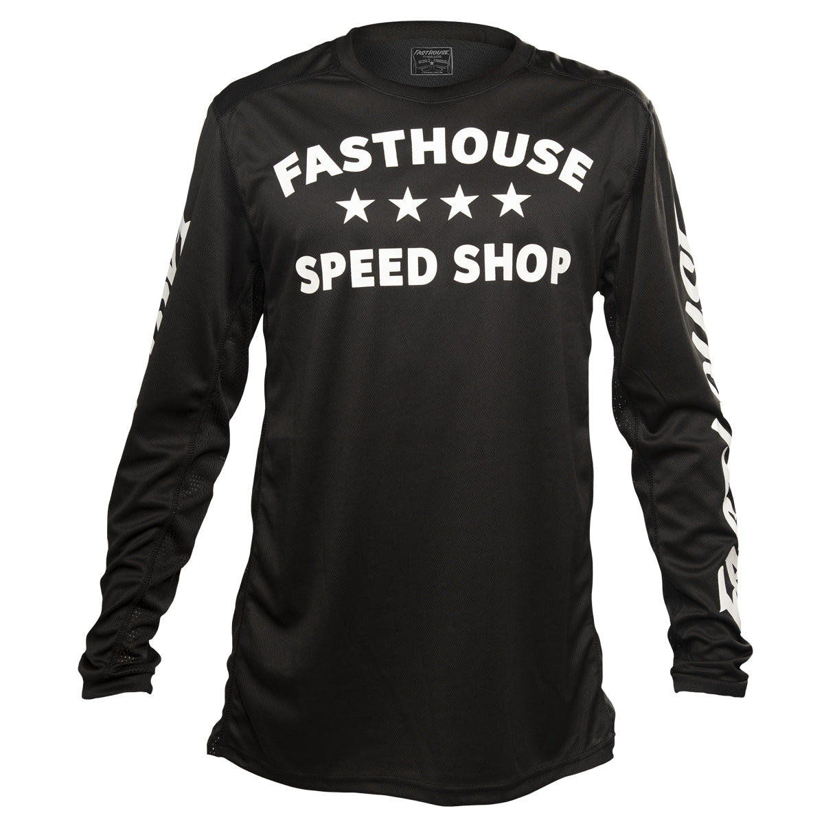 Fasthouse - Dropper MTB Jersey - Black