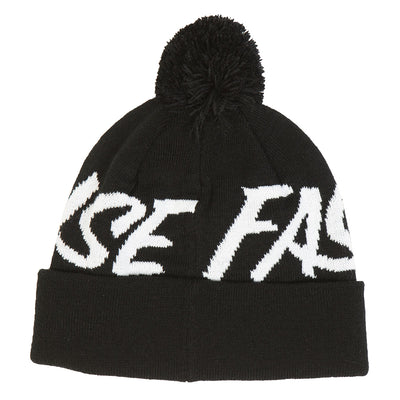 Fasthouse Fastball Beanie Black