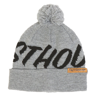 Fasthouse - Fastball Beanie - Heather Grey
