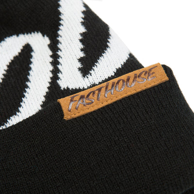 Fastball Beanie - Black