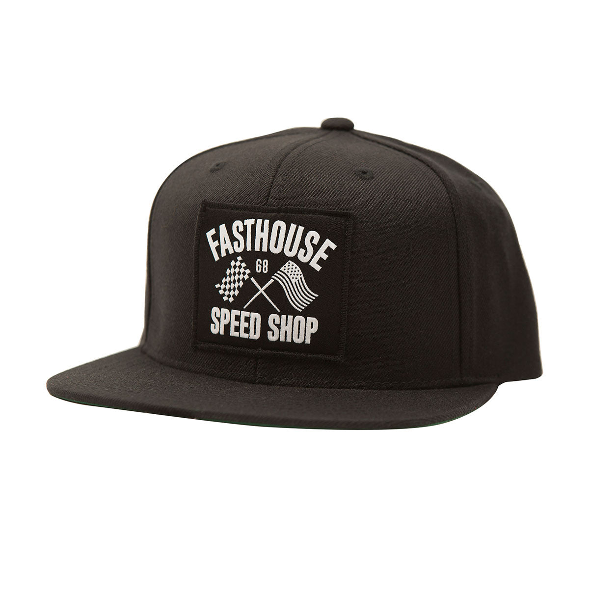 Fasthouse - Fast Flags Hat - Black