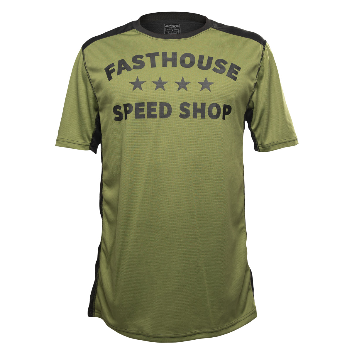 Fasthouse - Fastline Star SS MTB - Olive