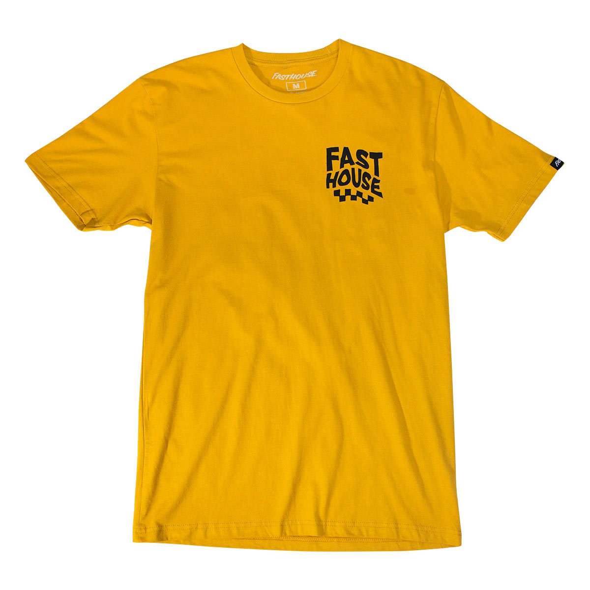 Fasthouse - Flux Tee - Vintage Gold