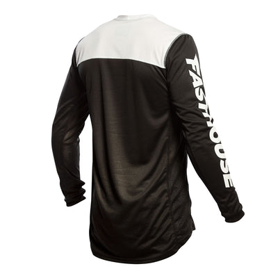 Halt Jersey - Black/White