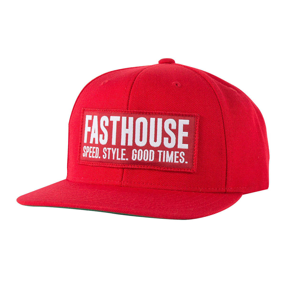 Fasthouse - Blockhouse Hat - Red