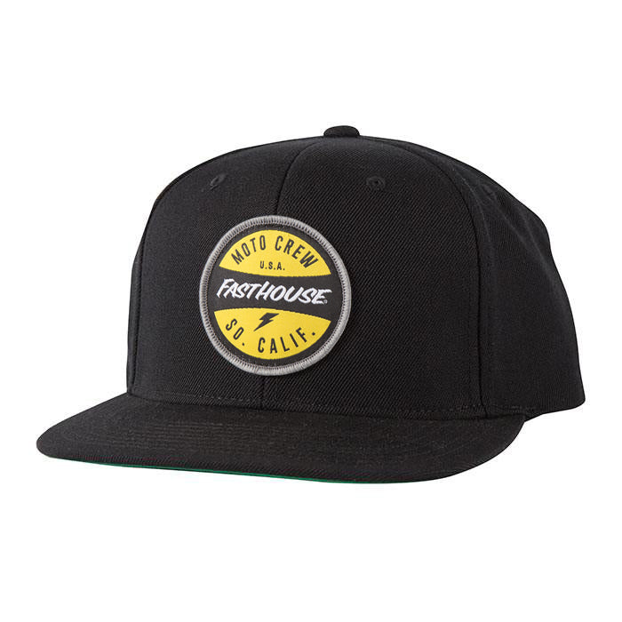 Fasthouse - So Cal Hat - Black/Yellow
