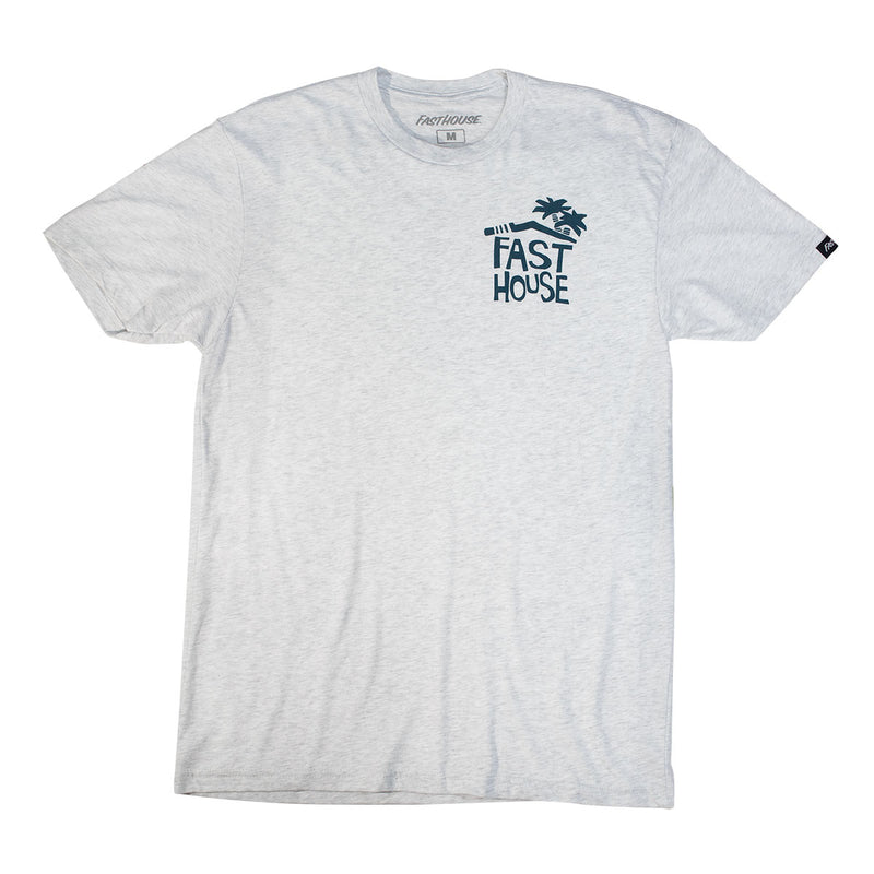 Fasthouse - Arcadia Tee - Heather White