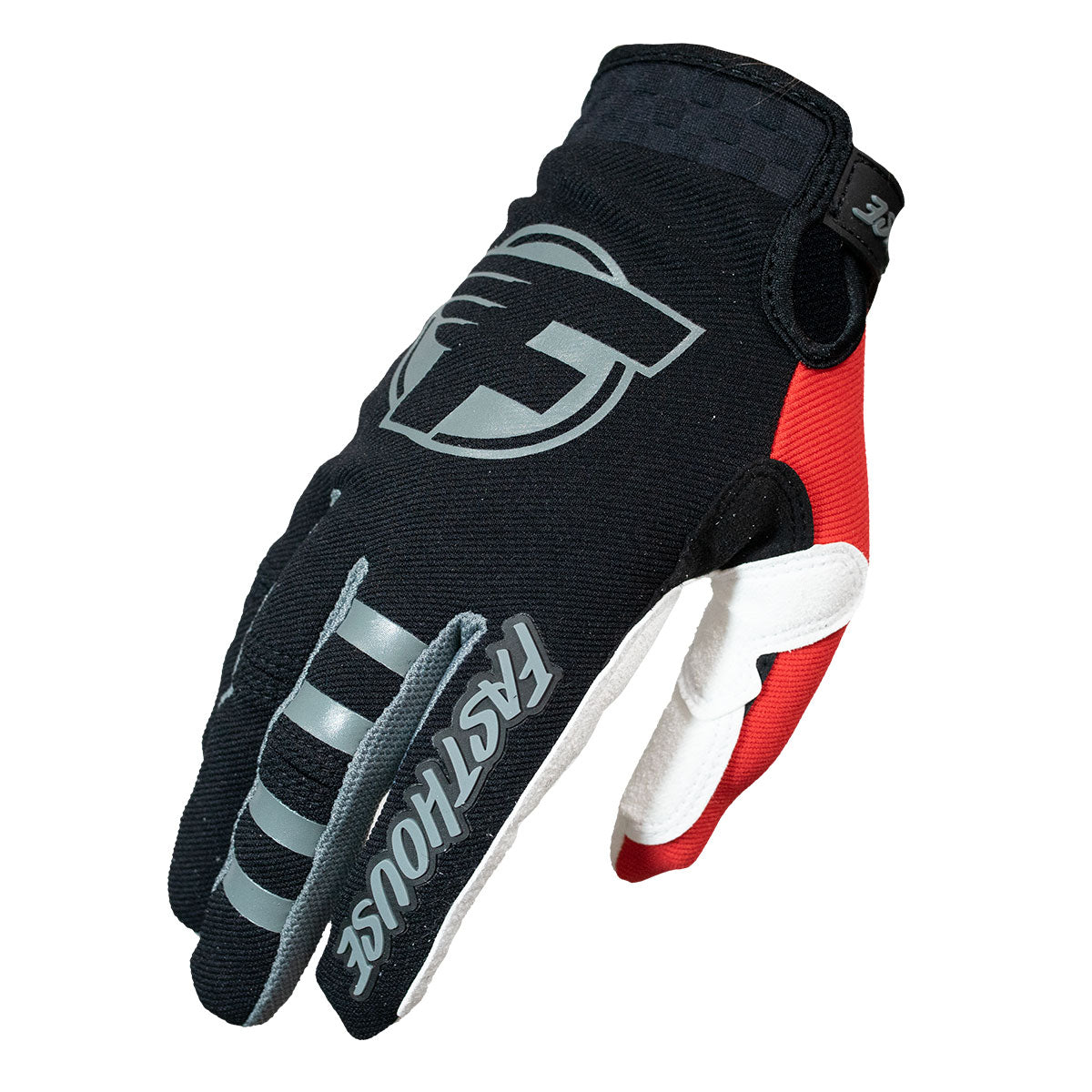Howler Glove - Black/Red