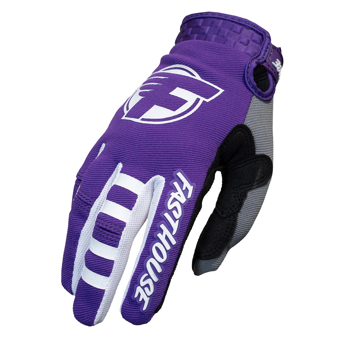 Howler Glove - Purple/Charcoal