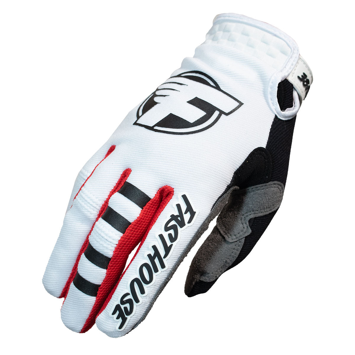 Howler Glove - White/Black