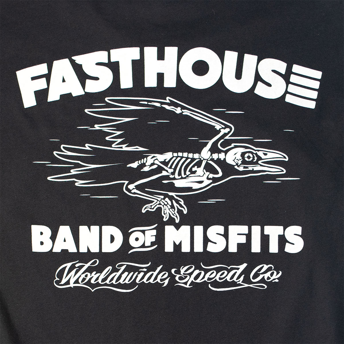 Fasthouse - Keeper Tee - Black