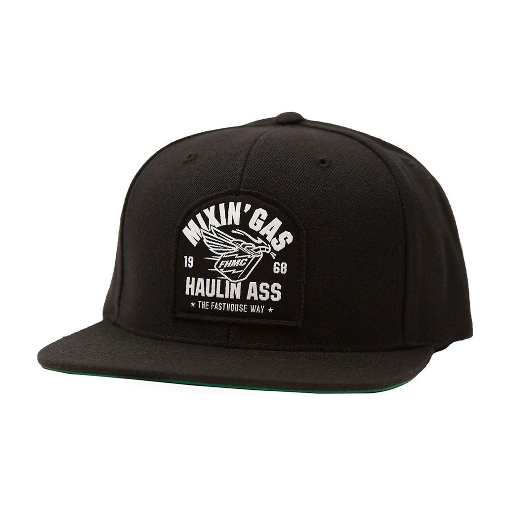 14aaa51be9f Mixin Gas Hat - Black