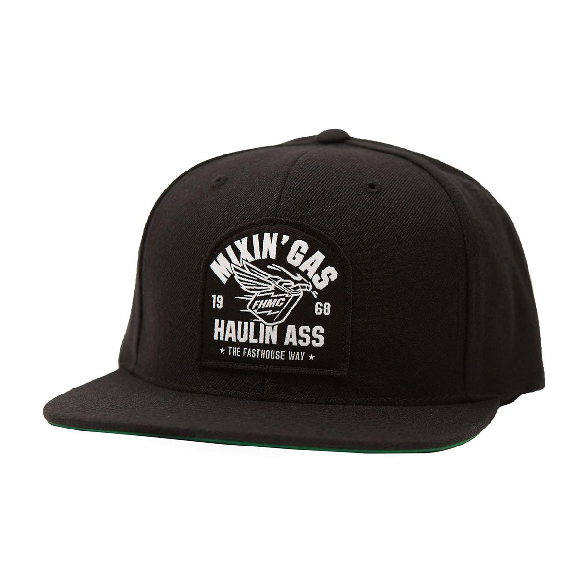 Fasthouse - Mixin Gas Hat - Black
