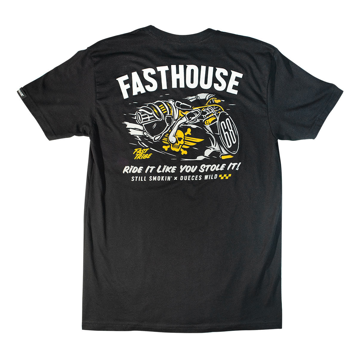 Fasthouse - Octane Tee - Black