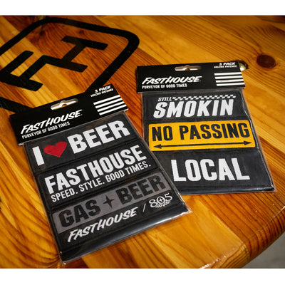 Fasthouse - Beer Patch Pack