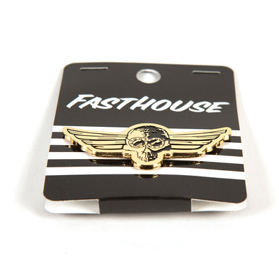 Fasthouse - Wings Pin - Gold