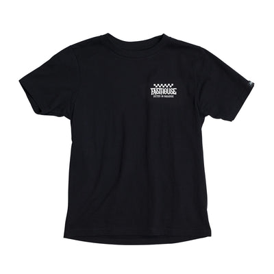 Pitted Youth Tee - Black