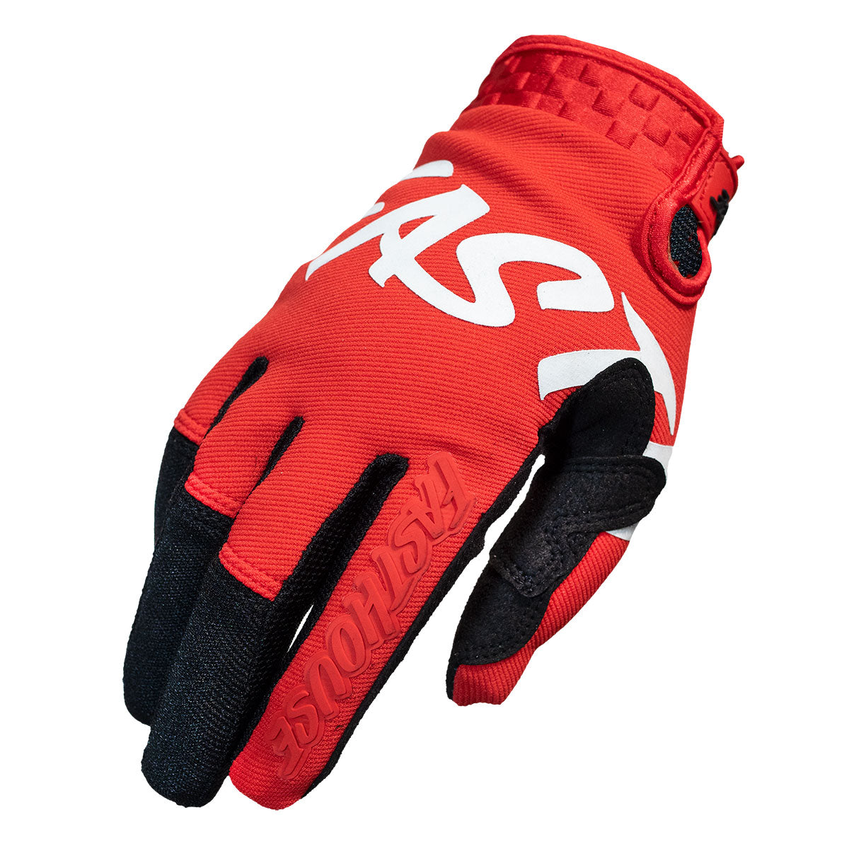 Sector Glove - Red/Black