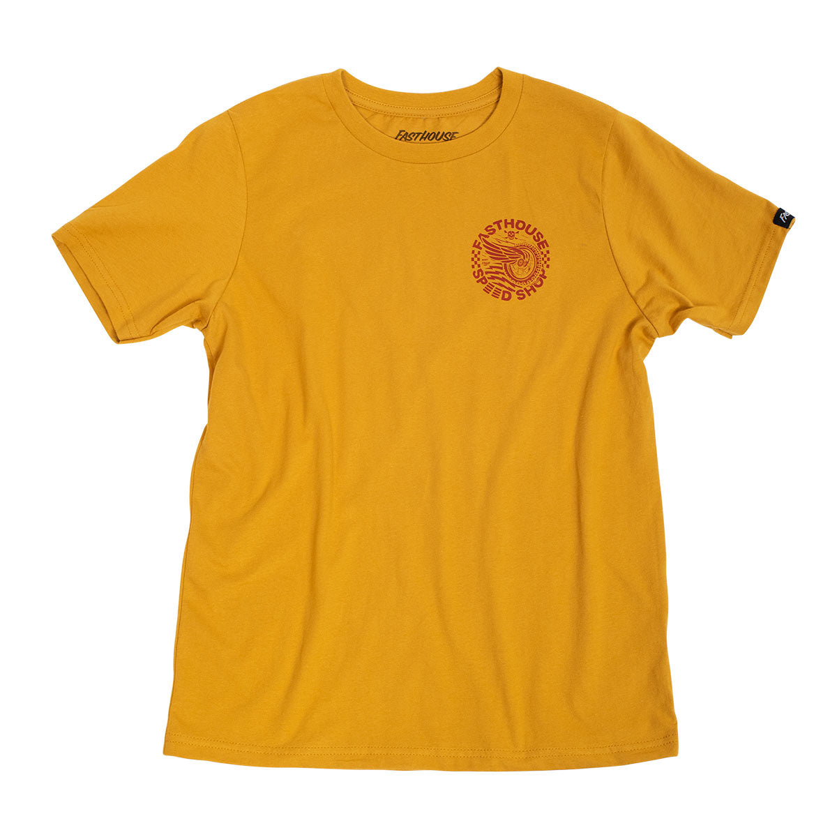 Seeker Youth Tee - Vintage Gold