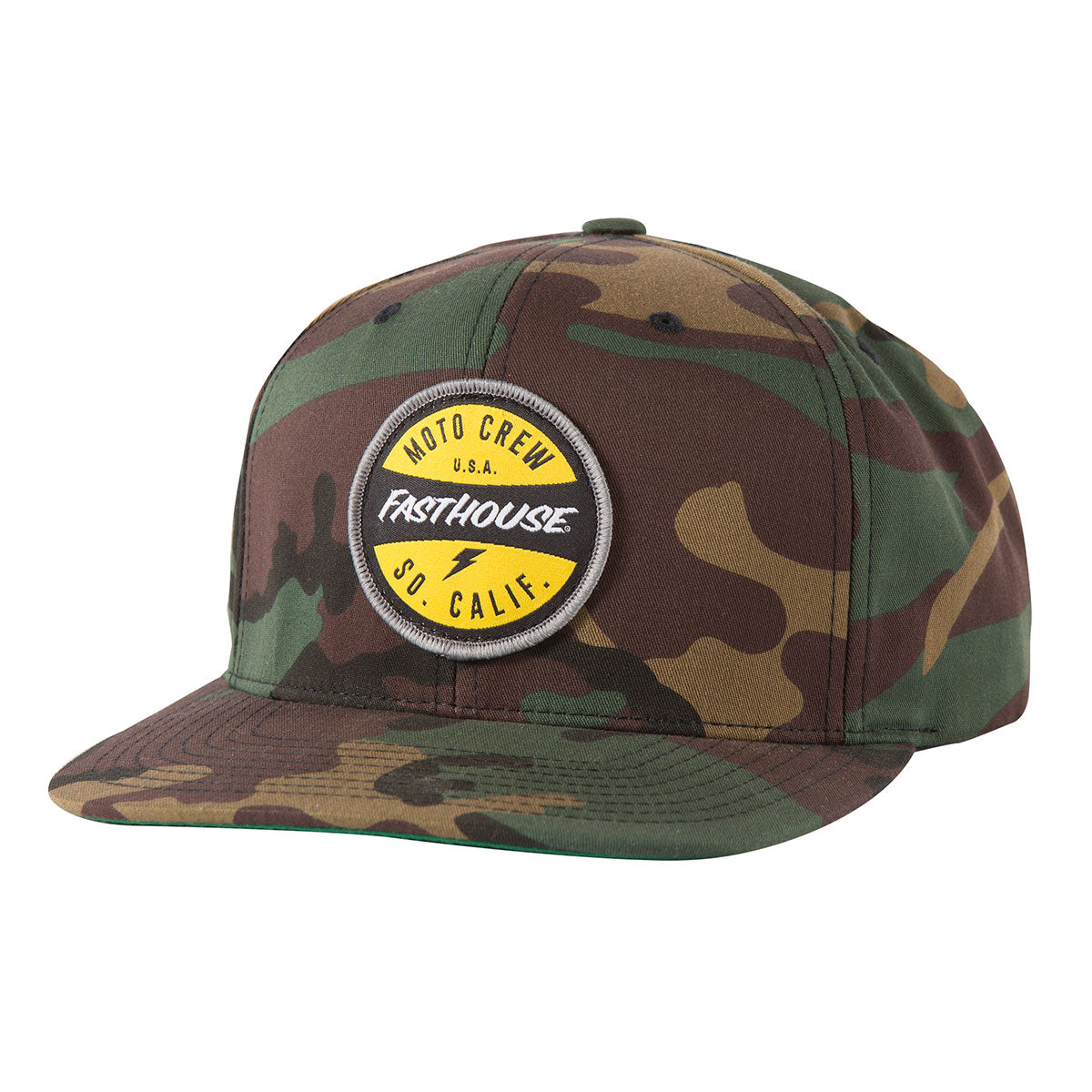 Fasthouse - So Cal Hat - Camo