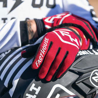 Fasthouse - Speed Style Glove - Red