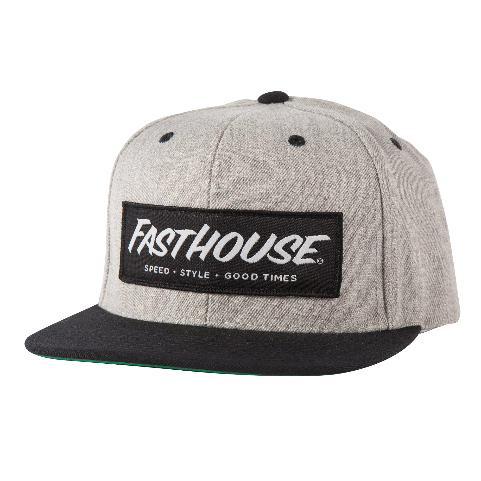 Fasthouse - Speed Style Good Times Hat - Grey/Black